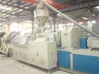 HDPE塑料管材生產線