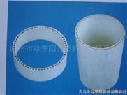 PVC双壁中空格子管模具