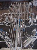 塑料集中供料系统工业