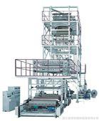 三至五层共挤薄膜吹塑机组 (IBC 膜泡内冷型)