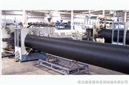HDPE双壁波纹管生产线
