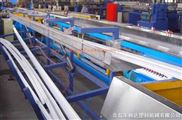 PVC异型材高速挤出生产线