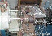 pvc雙管管材生產線價格
