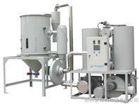大型预结晶除湿干燥机设备