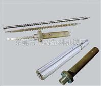 江西挤出机料筒厂家,南昌吹膜机机筒厂商,台湾注塑机螺杆供应商