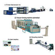 快餐盒生產線 天海精密機械